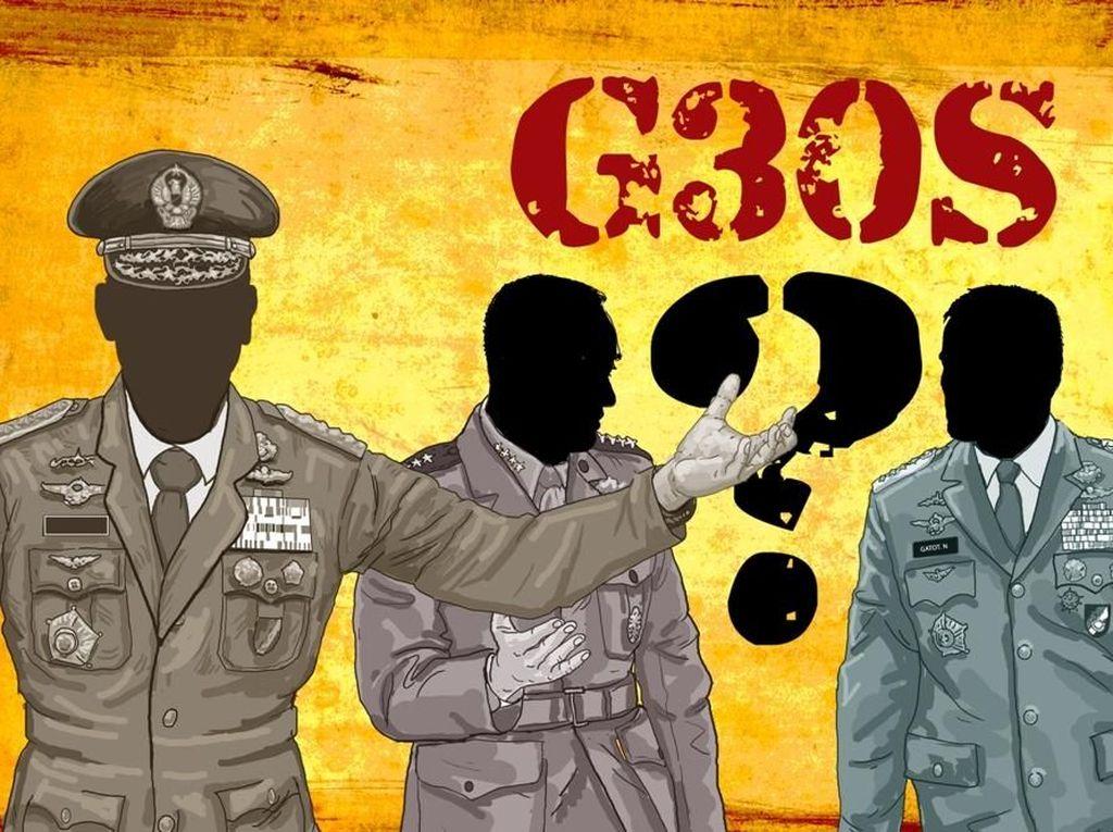 Mengapa Jenderal Hario Dipenjara Soeharto?