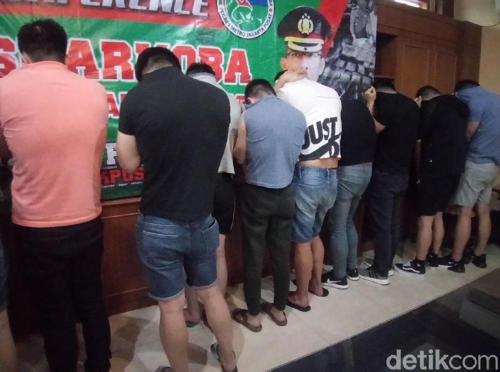 Polisi Buru Pemasok Narkoba ke Klub Gay di Sunter
