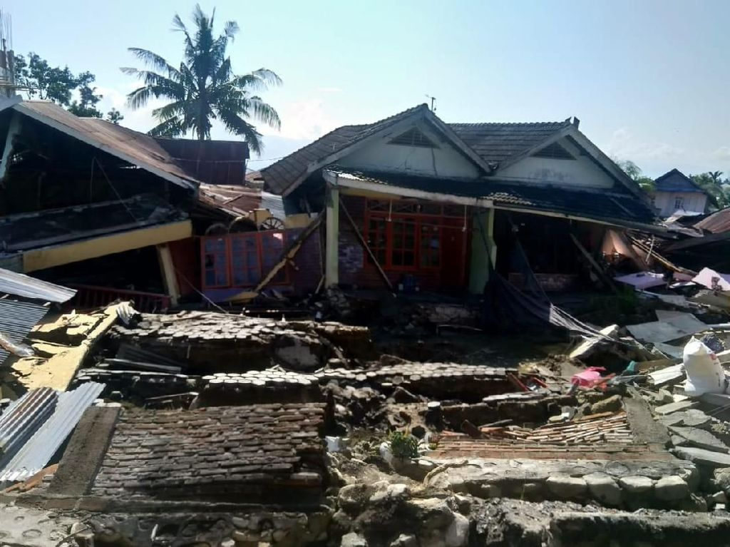 Satu-satunya Warga Filipina di Palu Hilang Usai Gempa dan Tsunami