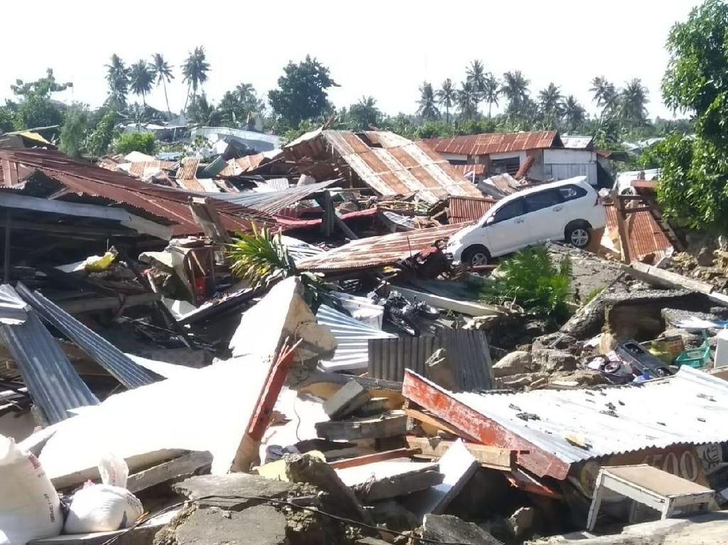 BNPB: Relawan Asing Diminta Keluar dari Palu karena Tak Berizin