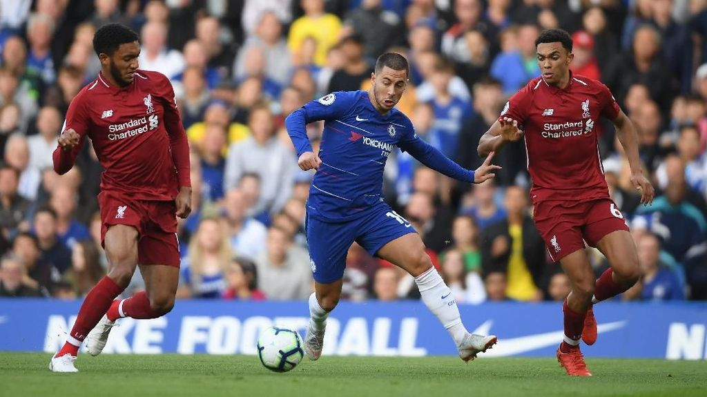 Chelsea Vs Liverpool Berakhir Imbang 1-1