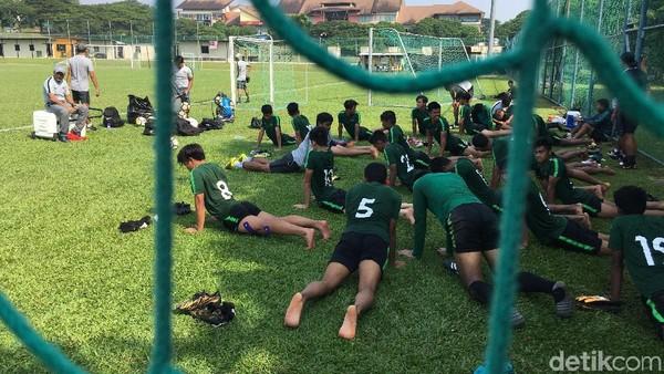 Akan Hadapi Australia, Timnas Indonesia U-16 Tambah Durasi Latihan