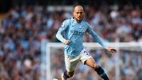 David Silva ada di nomor 2. Otak permainan Manchester City itu punya catatan 57 gol (Clive Brunskill/Getty Images)