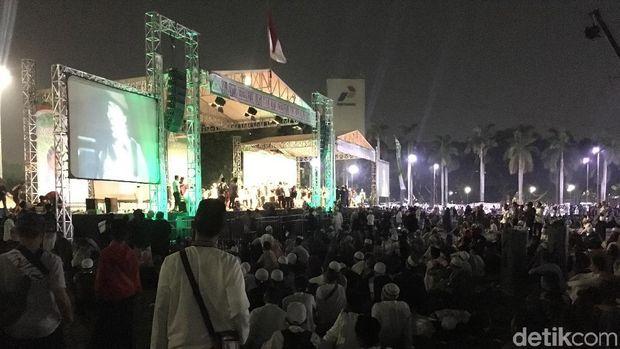 Film G30S/PKI diputar di Monas usai rekaman Habib Rizieq diputar
