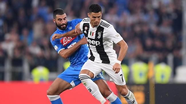10 Fakta Jelang Duel Juventus Vs Napoli