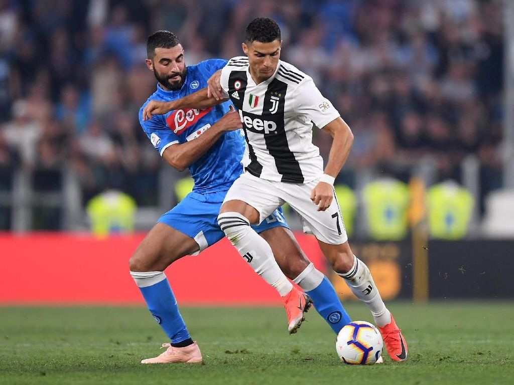 Hasil Liga Italia: Kalahkan Napoli 3-1, Juventus Lanjutkan Kesempurnaan