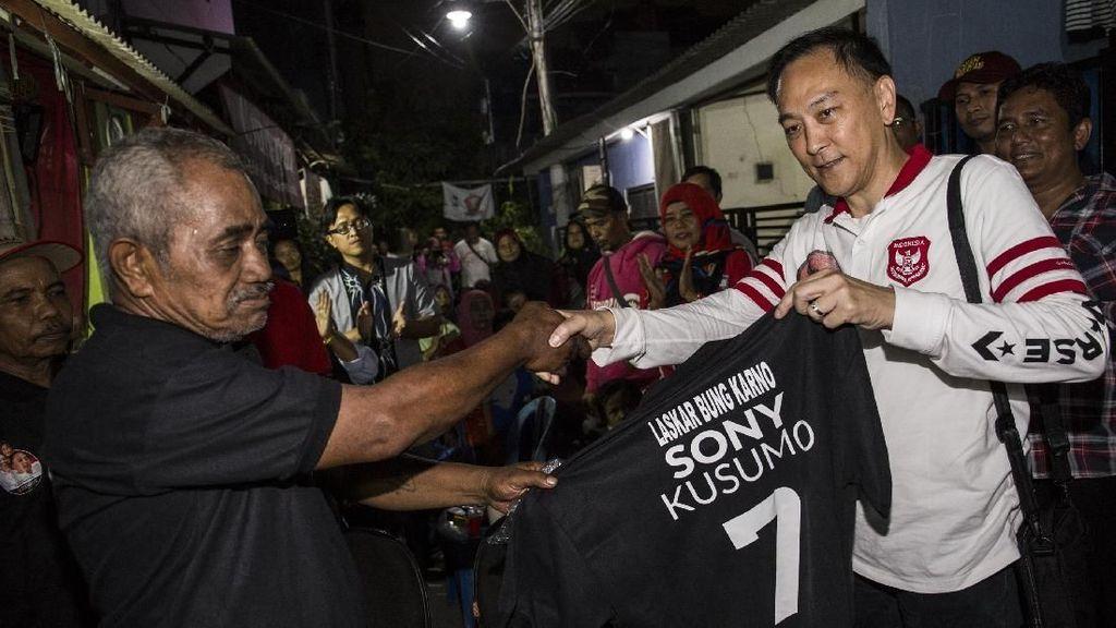 Laskar Bung Karno Dukung Caleg PDIP