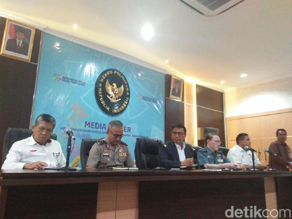 Pengungsi Gempa Palu-Donggala 59.450 Orang, Terkumpul di 109 Lokasi