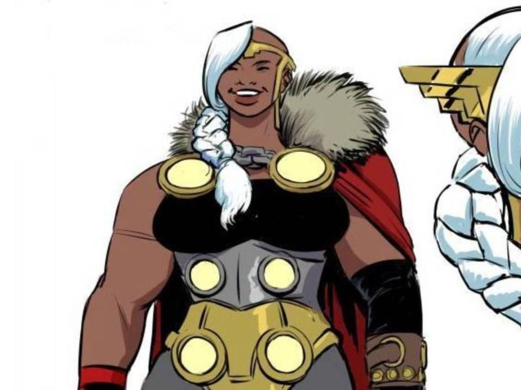 Marvel Comics Hampir Perkenalkan Anak Perempuan Storm pada Publik