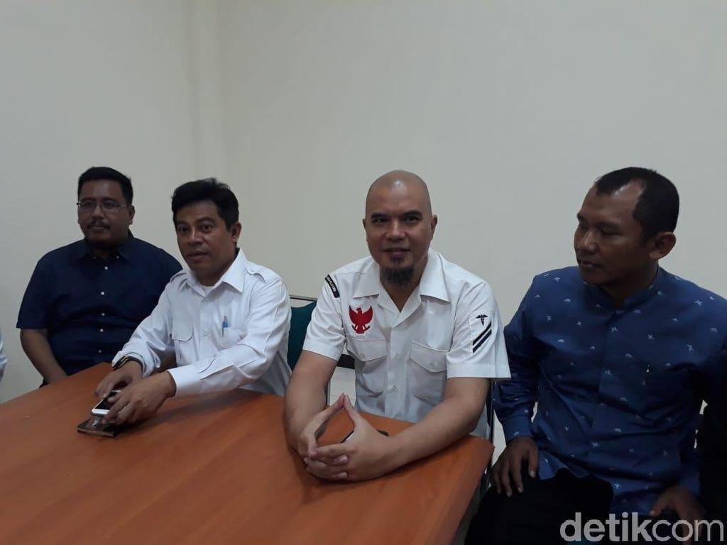 Ahmad Dhani: Prabowo Menang, Saya Buat Film G30S/PKI Milenial