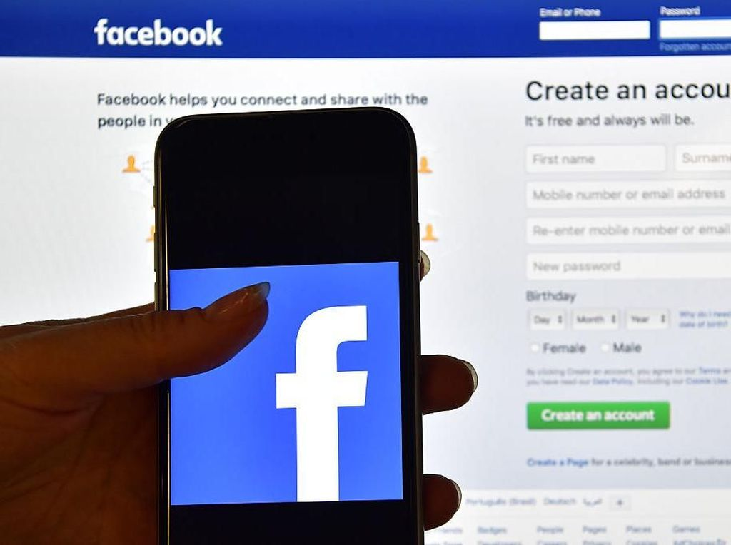 Facebook Bersih-bersih Perpanjangan Tangan Saracen