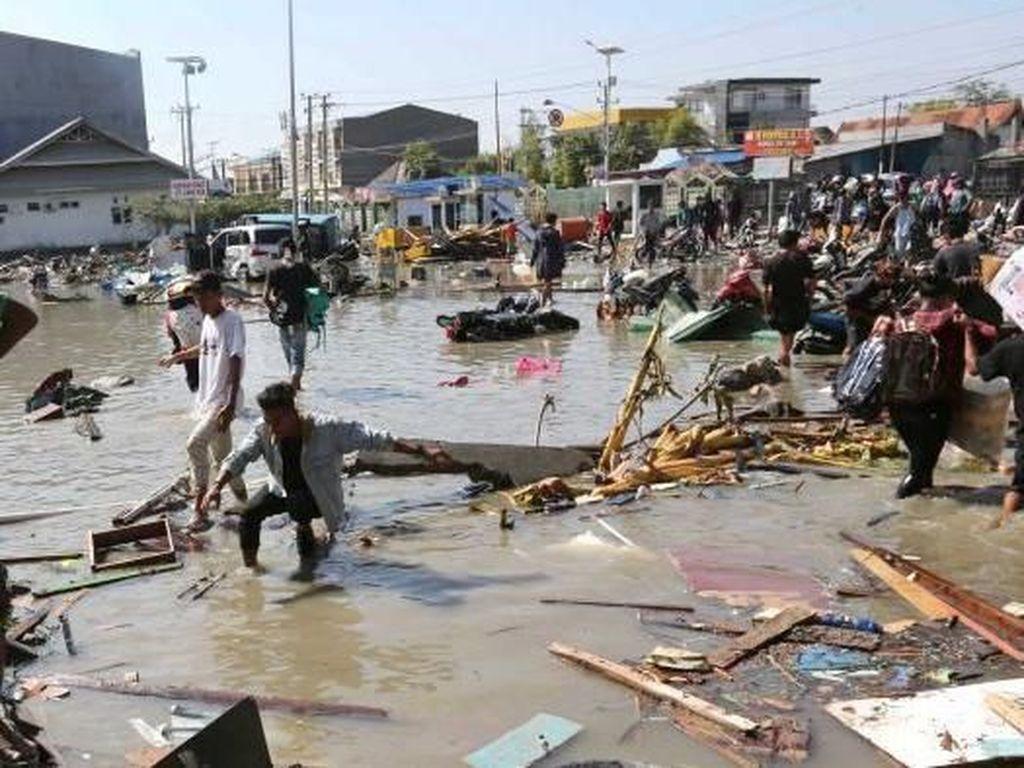Australia Tawarkan Bantuan untuk Korban Tsunami Palu