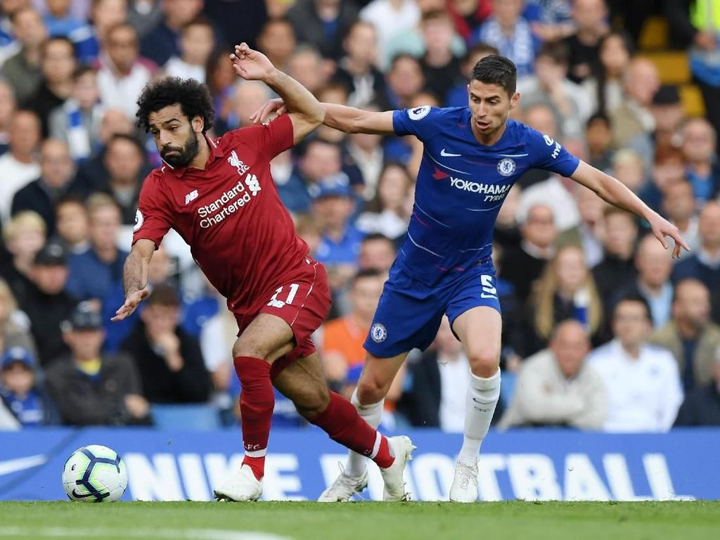 Head to Head Chelsea Vs Liverpool