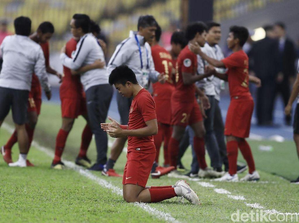 Gagal ke Piala Dunia, Perjuangan Timnas U-16 Diapresiasi Menpora