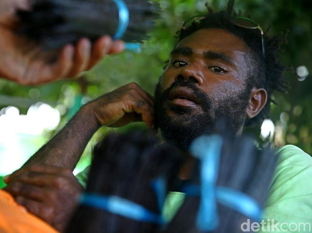 Warga Papua Nugini Selundupkan Vanili ke Indonesia