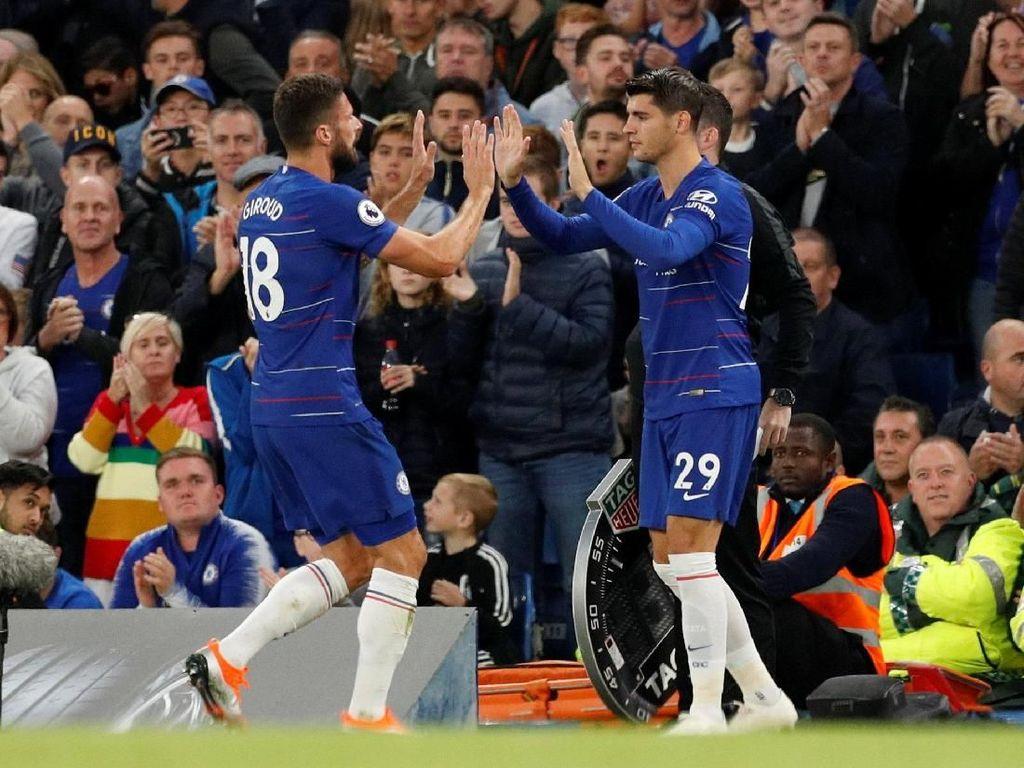 Cuma Hazard yang Bikin Gol, Pemain Chelsea yang Lain Mana?