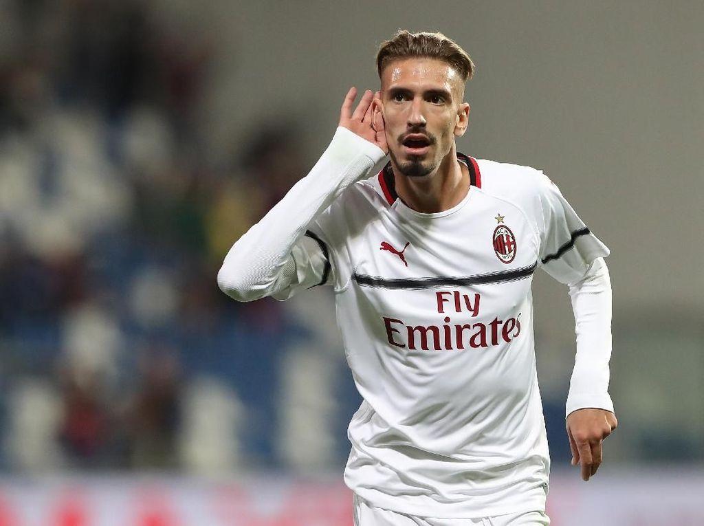 10 Fakta Menarik Kemenangan Milan di Kandang Sassuolo