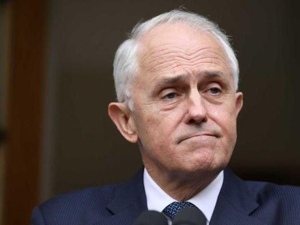 Malcolm Turnbull: Abbott dan Rudd Seperti Hantu yang Menyedihkan