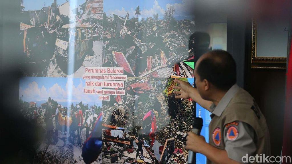 BNPB Jelaskan Kondisi Terkini Bencana Palu-Donggala