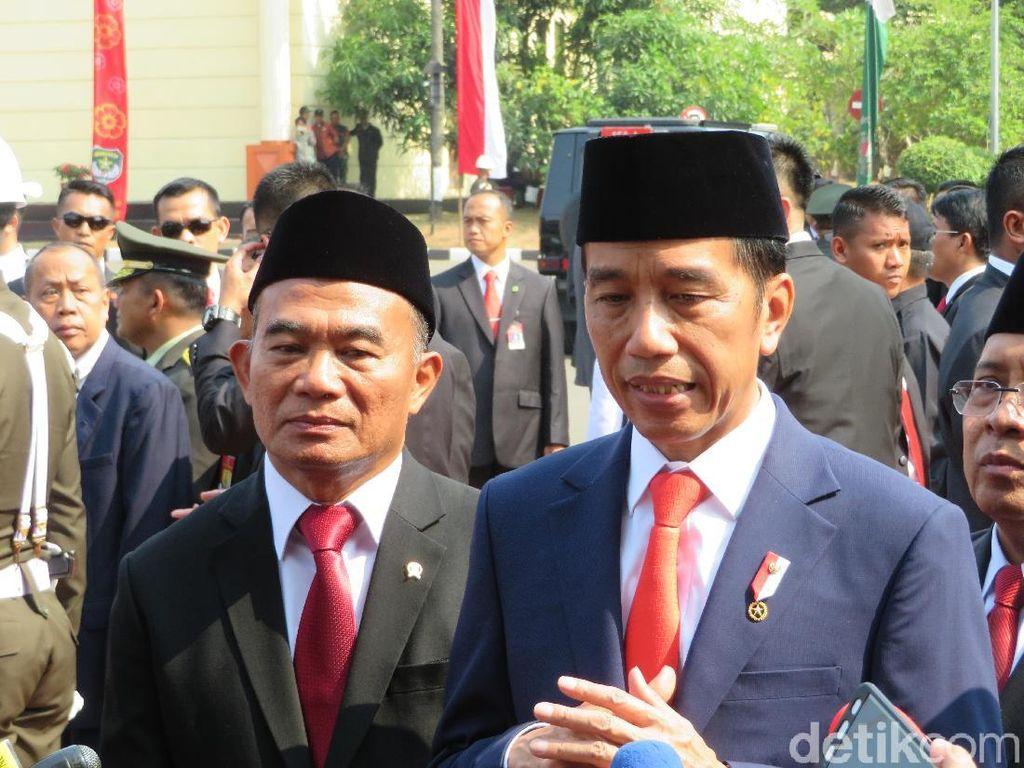 Jokowi Bicara soal Fenomena Penjarahan Pascagempa di Palu