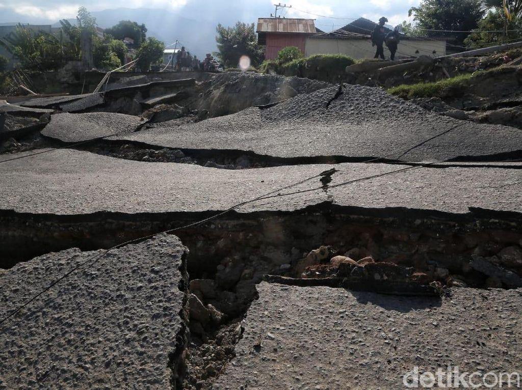 Balaroa Terkini, Proses Evakuasi dan Tidak Bisa Dihuni Lagi