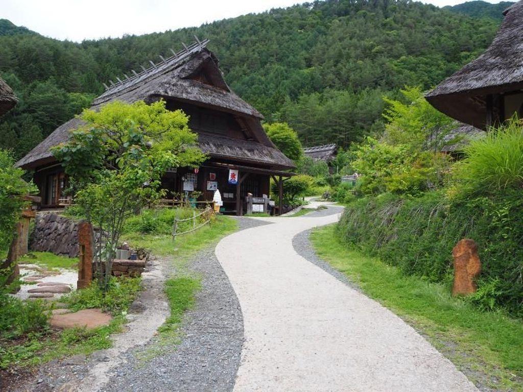 Healing Village, Desa Cantik nan Tenang di Jepang