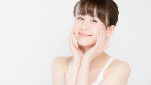 Ilustrasi skin care
