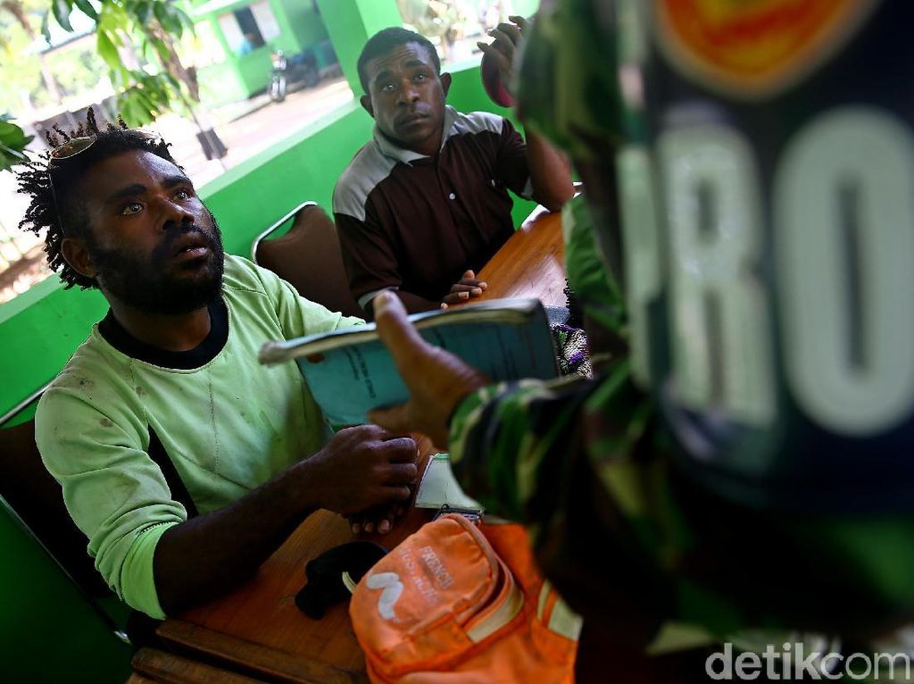 Rawannya Penyelundupan Barang di Perbatasan RI-Papua Nugini