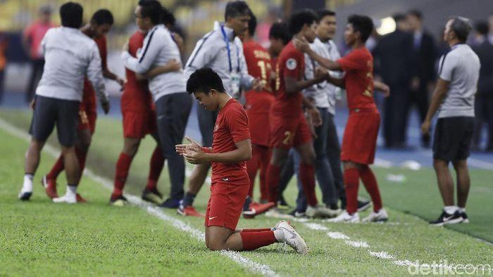 Timnas Indonesia U-16 akan tampil di Kualifikasi Piala Asia 2020. (Foto: Dikhy Sasra)