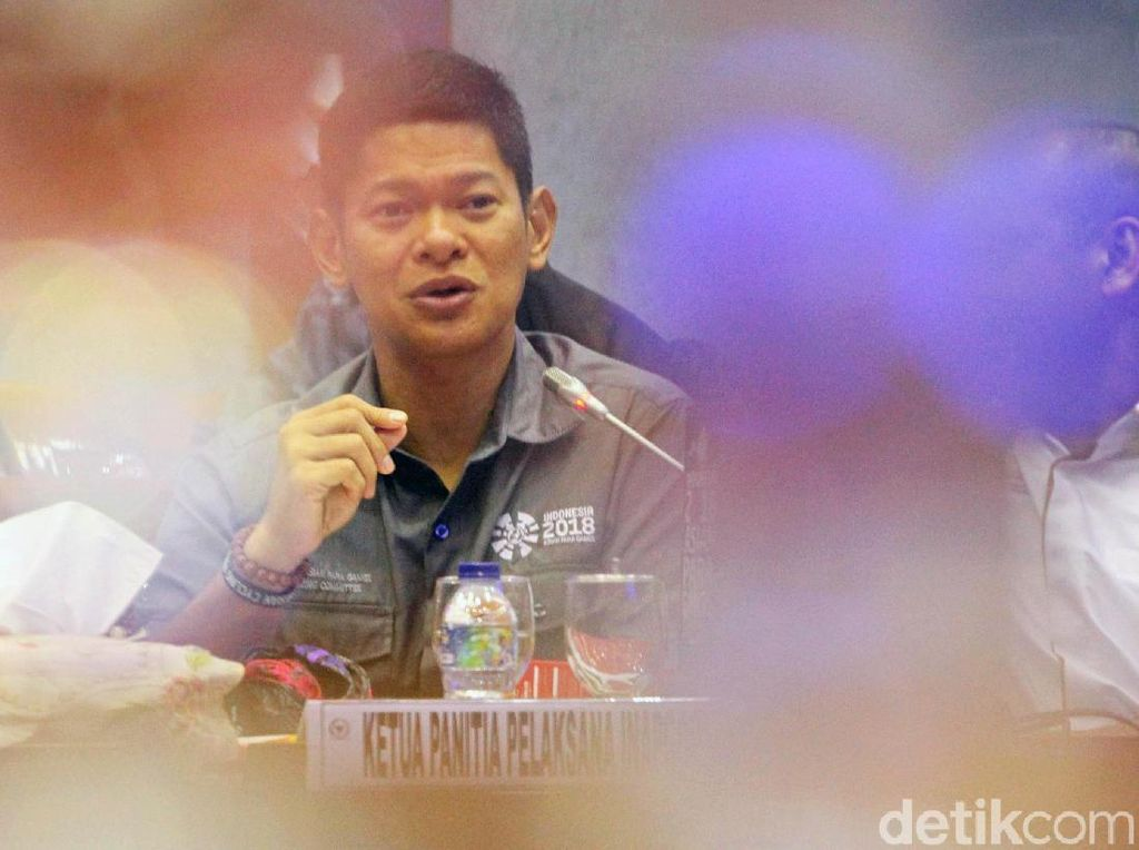 Jelang Asian Para Games, INAPGOC Rapat Bersama DPR