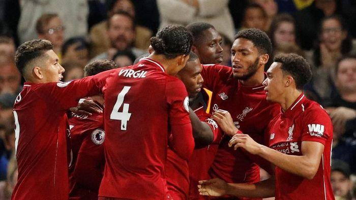 Liverpool akan tandang ke markas Napoli di Liga Champions pekan ini (John Sibley/Reuters)