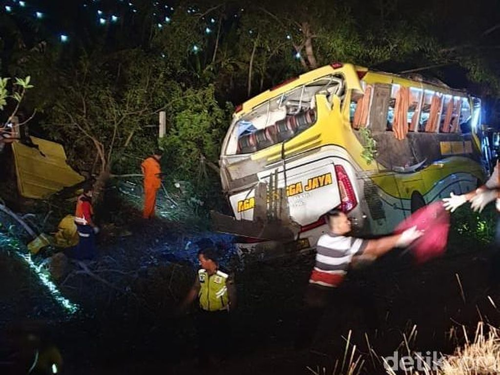 Kecelakaan di Tol Brebes, Study Tour SMPN 1 Pulokulon Dibatalkan