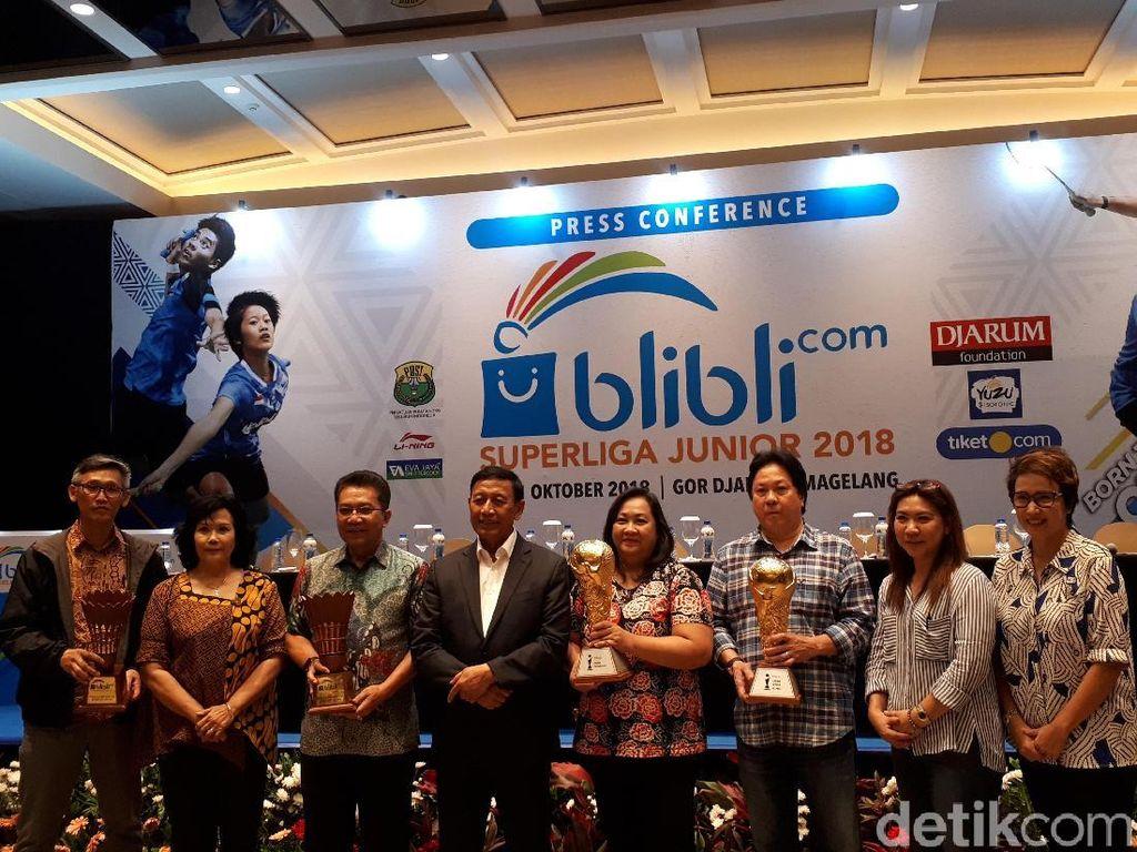 Badminton Superliga Junior: Jaya Raya Tebar Psywar kepada PB Djarum