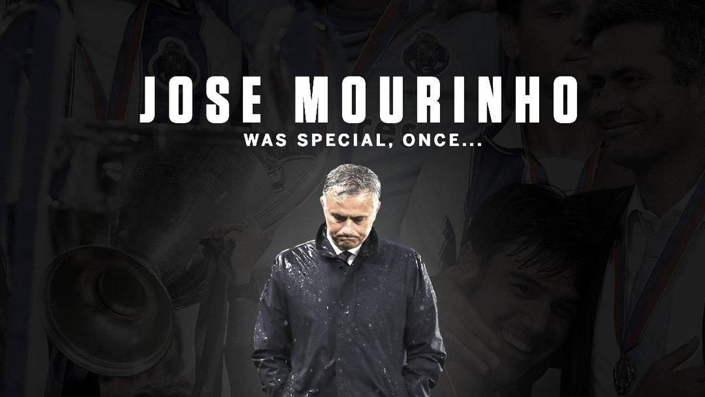 Kocaknya Netizen Doakan Mourinho Dipecat MU