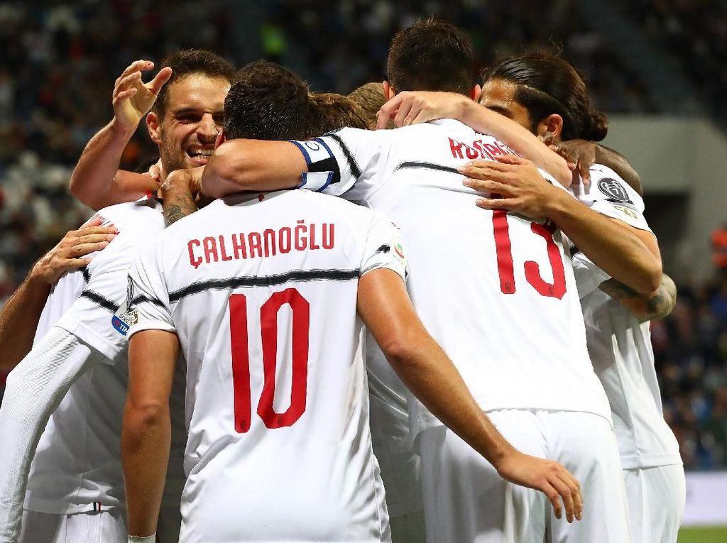 AC Milan Kembali ke Jalur Kemenangan