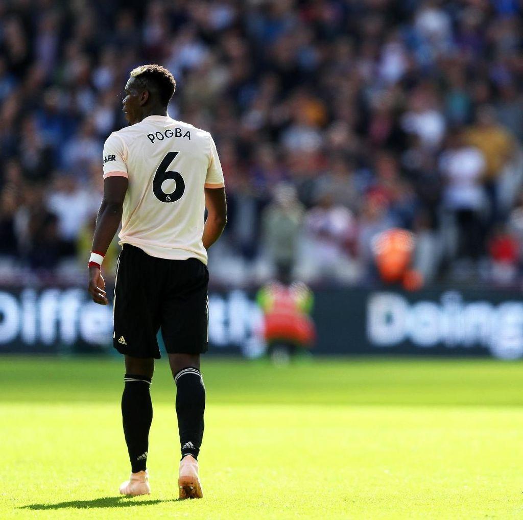 Lloris: Pogba Dikritik Secara Tak Adil karena Harga Transfernya