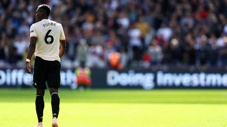 Barcelona Jadi Salah Satu Klub yang Dihubungkan Dengan Paul Pogba