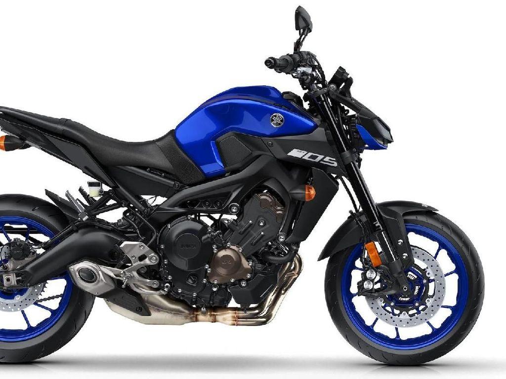 Makin Meriah, Ini Pilihan Warna Terbaru Yamaha MT Series