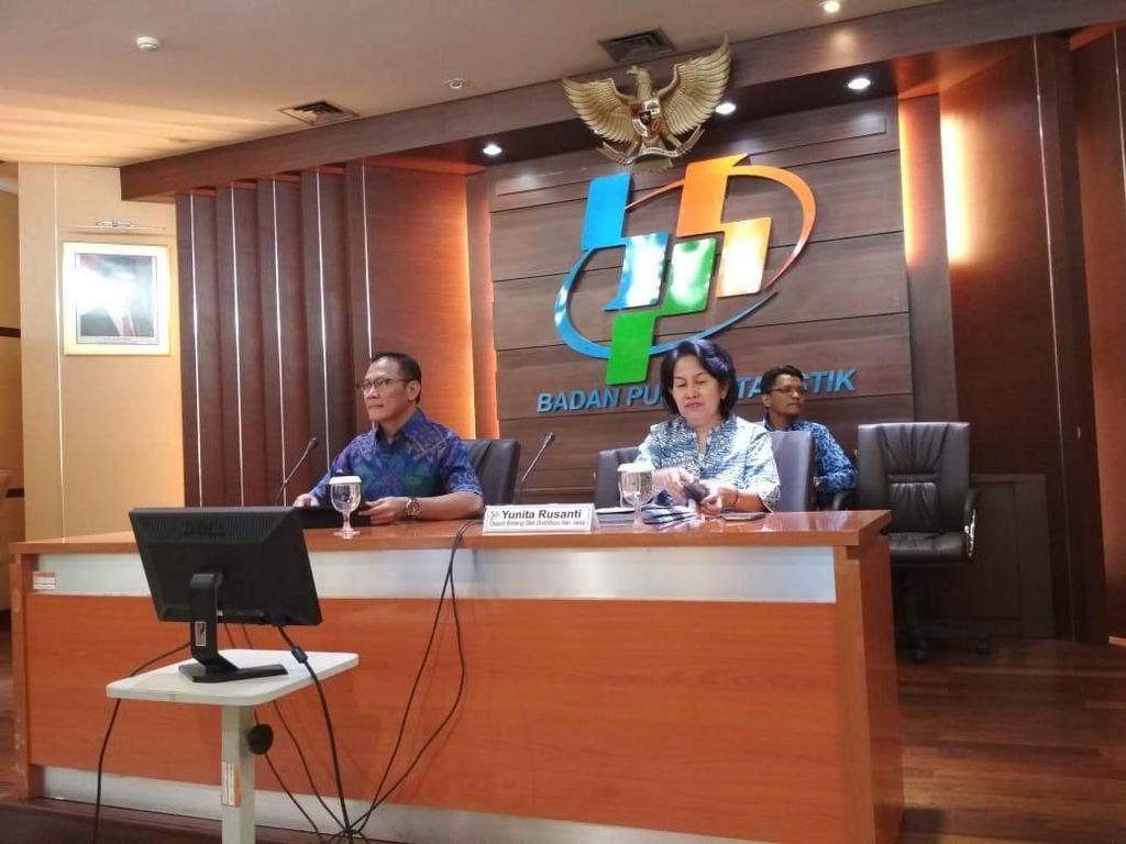 Deflasi Tertinggi di Parepare, Inflasi Paling Tinggi di Bengkulu
