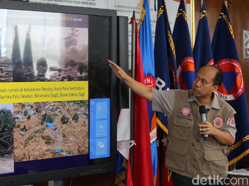 BNPB: Tim SAR Mulai Evakuasi Korban Gempa di Donggala dan Sigi