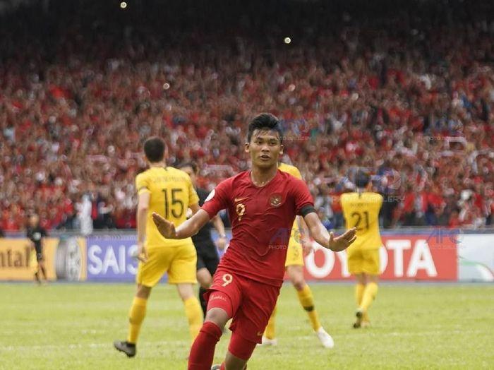 Sutan Zico punya rekor bagus saat Indonesia berhadapan dengan Timor Leste. (Foto: 2018 Asian Football Confederation (AFC)