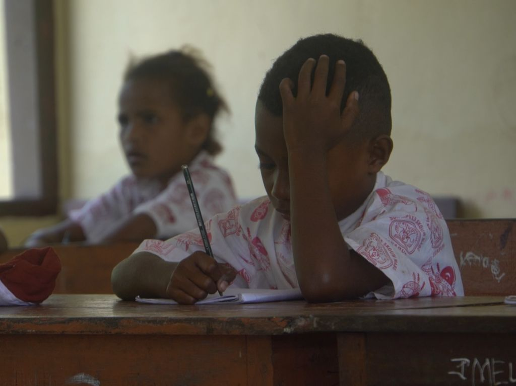 Bahasa Skouw, Bahasa Asli Papua yang Nyaris Punah Ditelan Zaman