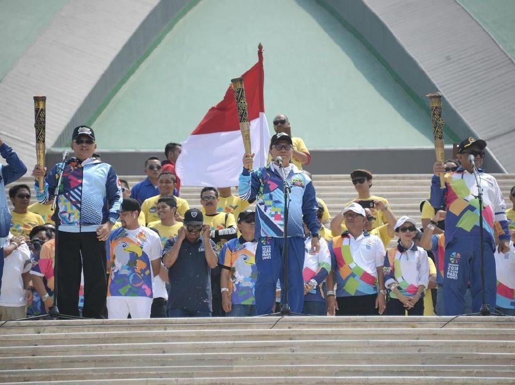 Dukungan Ketua MPR Agar Atlet Asian Para Games Berprestasi