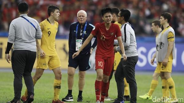 Gagal ke Piala Dunia, Timnas U-16 Minta Maaf ke Suporter