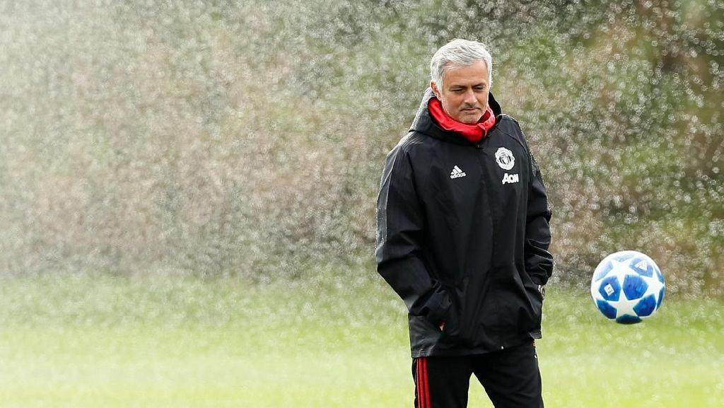 Mourinho Pertama Kalinya Tinggalkan Klub Tanpa Gelar Liga