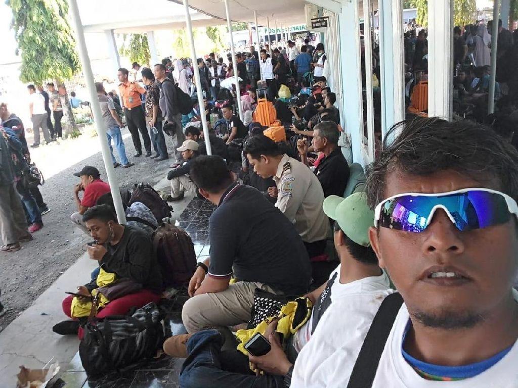 Detik-detik Atlet Paralayang Bondowoso Selamatkan Diri dari Gempa