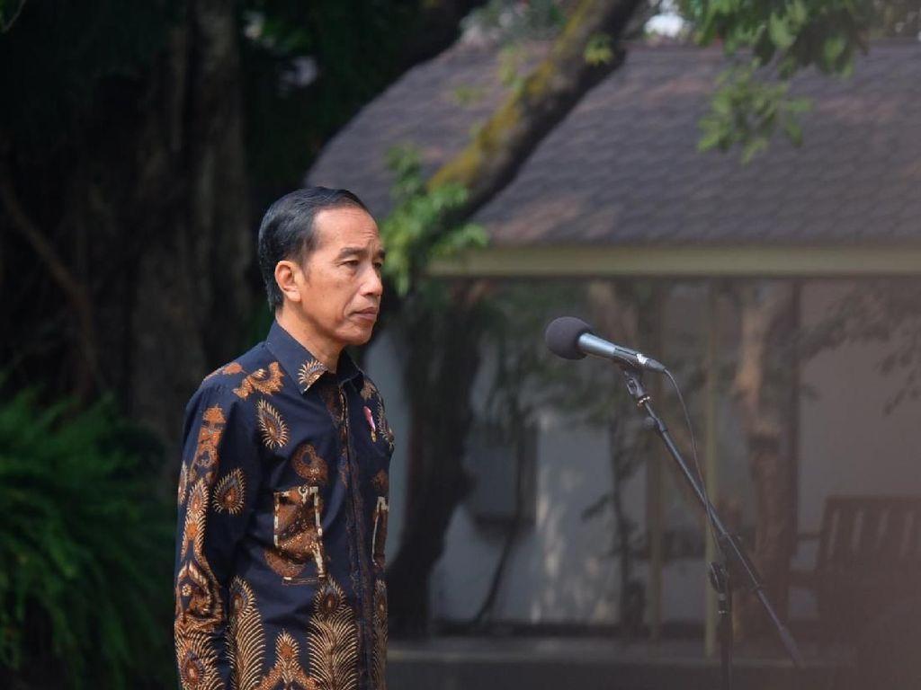 Jokowi Perintahkan Semua Alat Pendeteksi Gempa dan Tsunami Dijaga