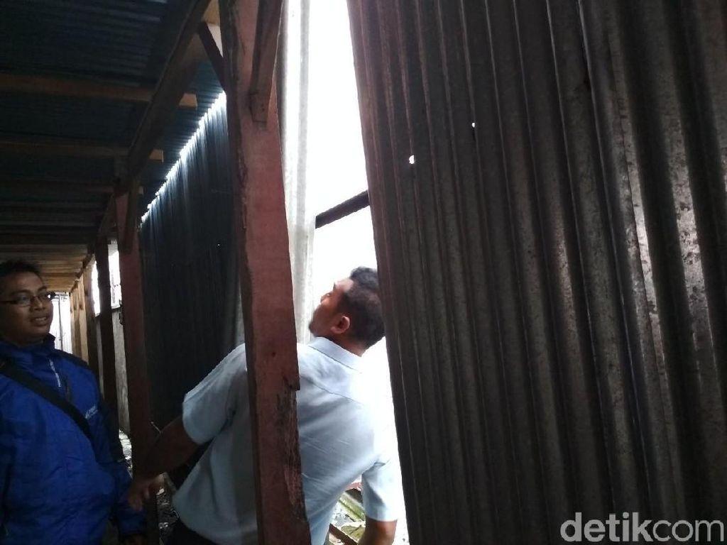 Bayi yang Dibuang dari Lantai 3 Dirawat di RS Harapan Magelang