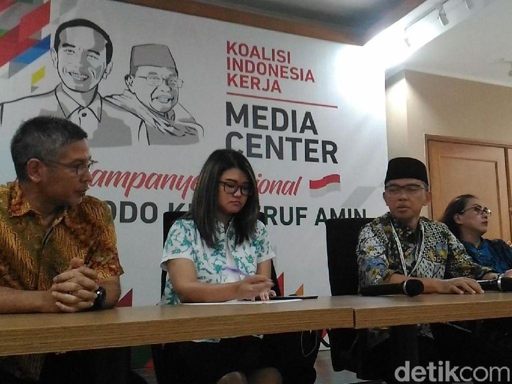 Kubu Jokowi Buat Posko Gempa Sulteng Tanpa Embel-embel Timses