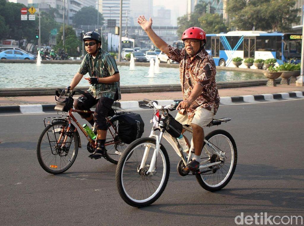 Bersepeda ke Tempat Kerja, Kenapa Tidak?